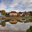 Klosterweiher in Heilsbronn
