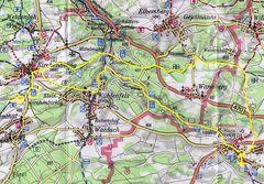 Klumpertal-Wanderung 18.06.2006