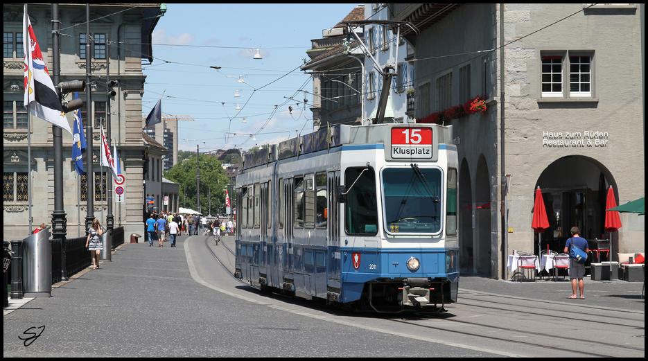 Klusplatz 15 Zürich