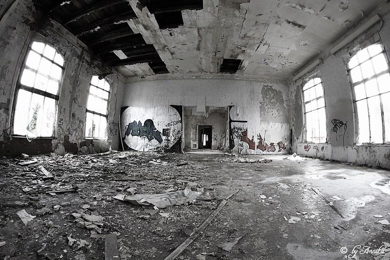 Knappschafts Heilstätte Sülzhayn 100 - Lost Places