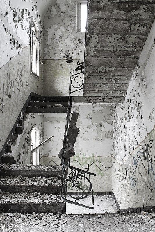 Knappschafts Heilstätte Sülzhayn 101 - Lost Places