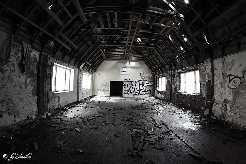 Knappschafts Heilstätte Sülzhayn 103 - Lost Places