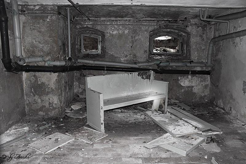 Knappschafts Heilstätte Sülzhayn 91 - Lost Places