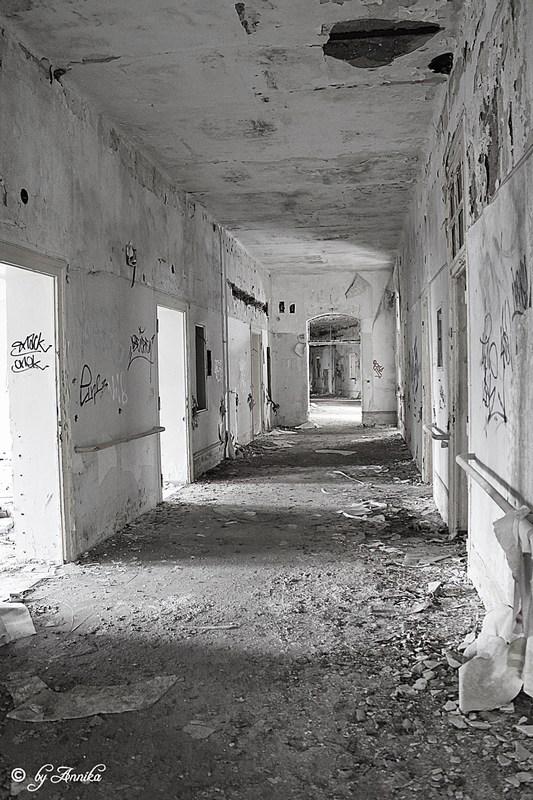Knappschafts Heilstätte Sülzhayn 94 - Lost Places