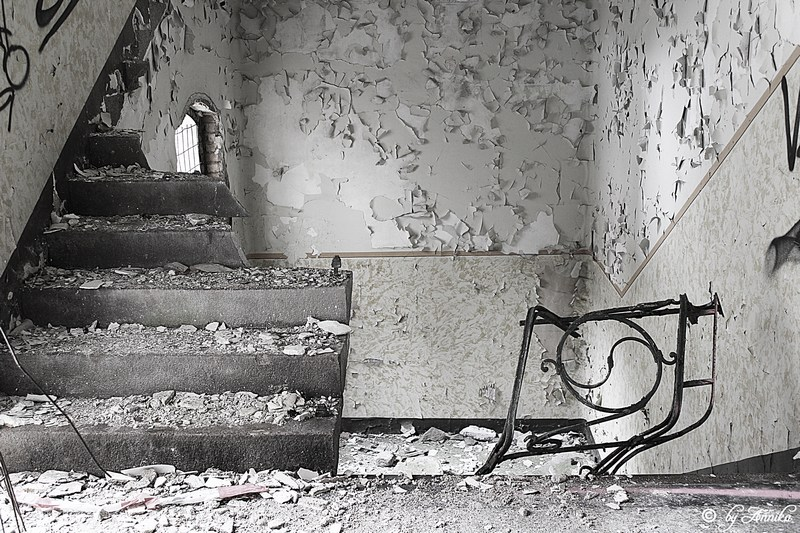 Knappschafts Heilstätte Sülzhayn 95 - Lost Places