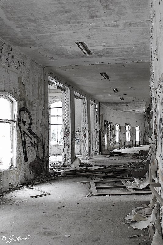 Knappschafts Heilstätte Sülzhayn 98 - Lost Places