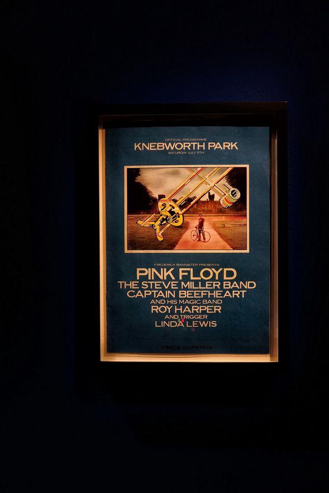 Knebworth Park 5. Juli 1975