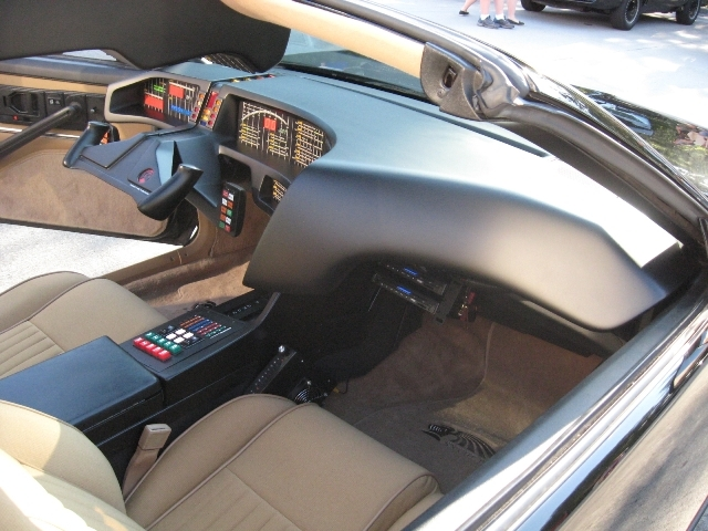 Knight Rider cars with electronics    Built by me    photo