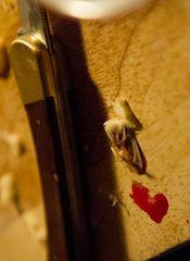 Knoblauch & Blut = Love