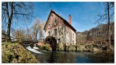 Knollmeyers Mühle im Nettetal