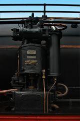Knorr Speisepumpe, an einer alten Preußischen P8   (geändert)