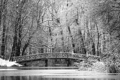 Knüppelbrücke am Bagnosee