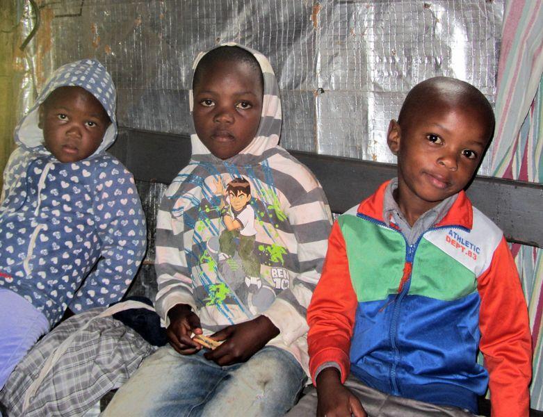 Knysna Township, S-Afrika