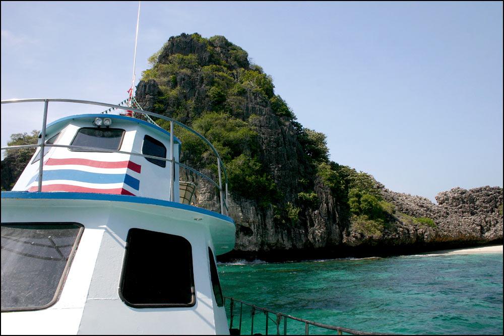 Ko Ha ... eine Insel für mich alleine ...