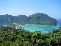 Ko Phi Phi, 13 Tage vorm Tsunami