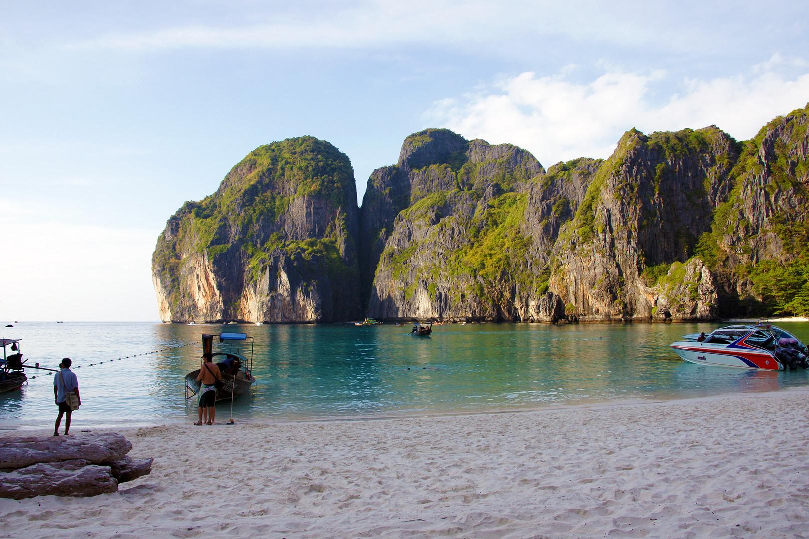 "Ko Phi Phi Lek (""The Beach"")"