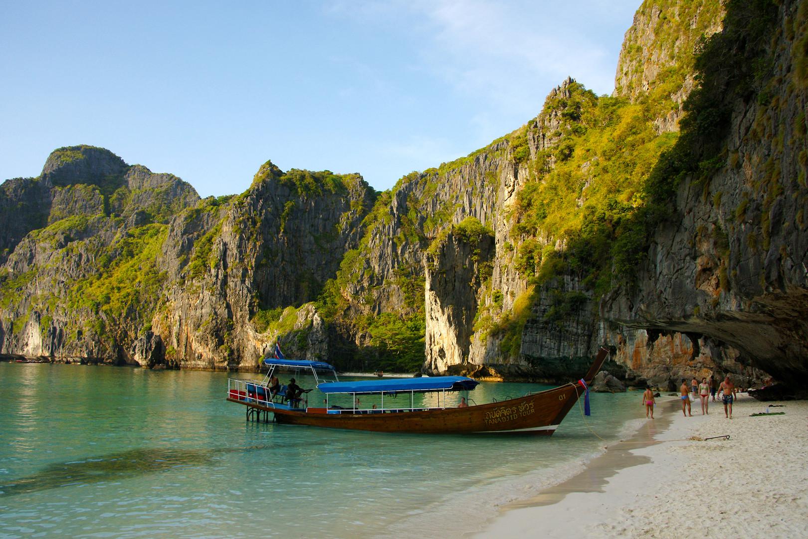 """Ko Phi Phi Lek (""""The Beach"""") III"""
