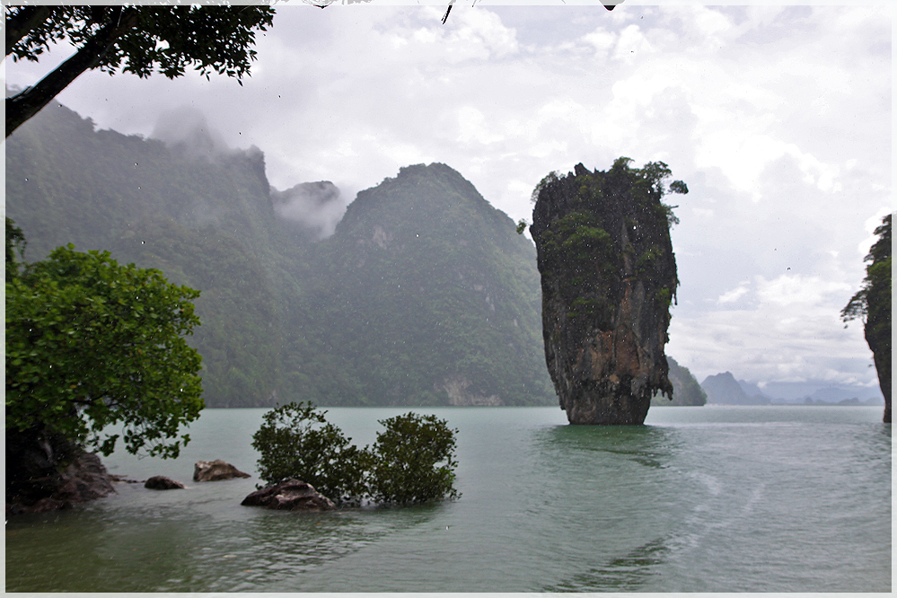 Ko Ta-Pu James Bond Island