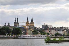 Koblenz - Am Moselufer