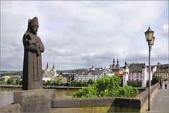 Koblenz - Balduin und Altstadt