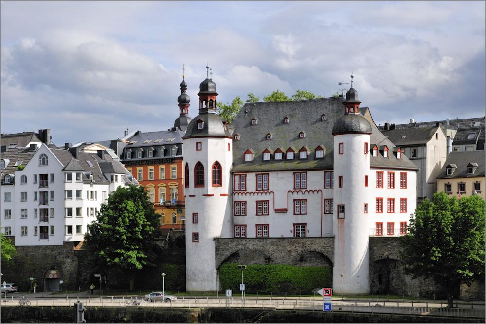 Koblenz - Die Alte Burg