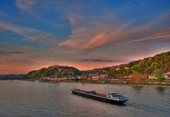 Koblenz, Festung Ehrenbreitstein - Das Rheinland in leuchtenden Farben