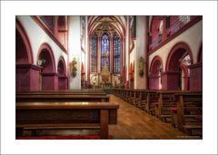 Koblenz .. Liebfrauenkirche