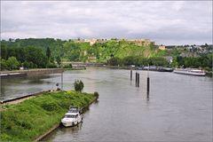 Koblenz - Mosel und Ehrenbreitstein