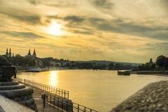 Koblenz Moselblick