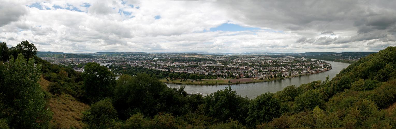 Koblenz und Neuwieder Becken
