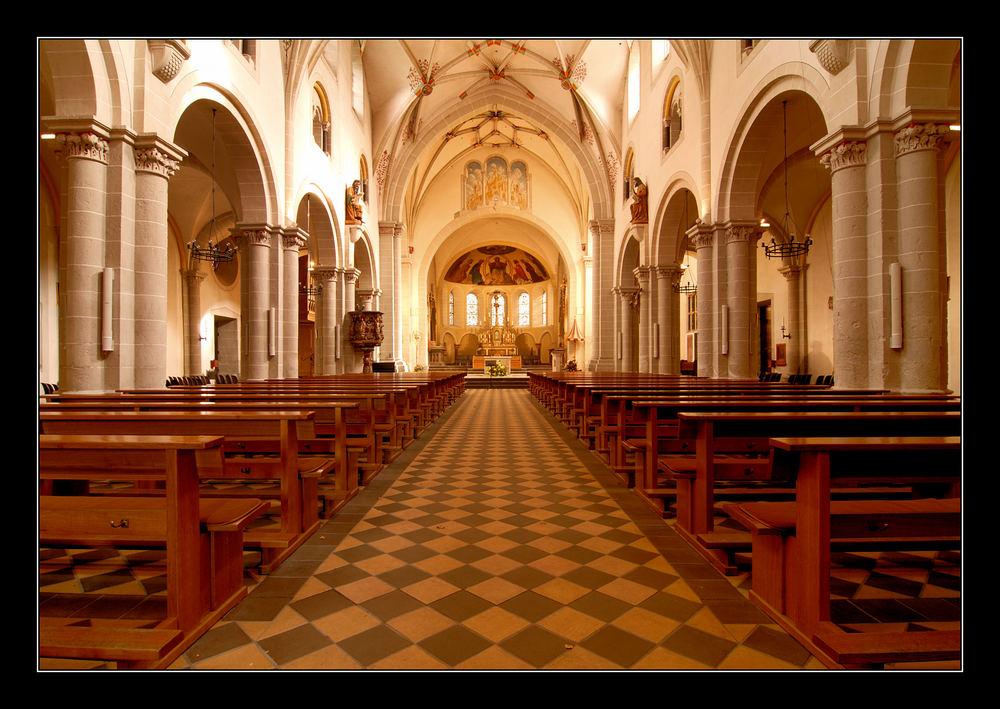 Koblenzer St. Kastor Kirche