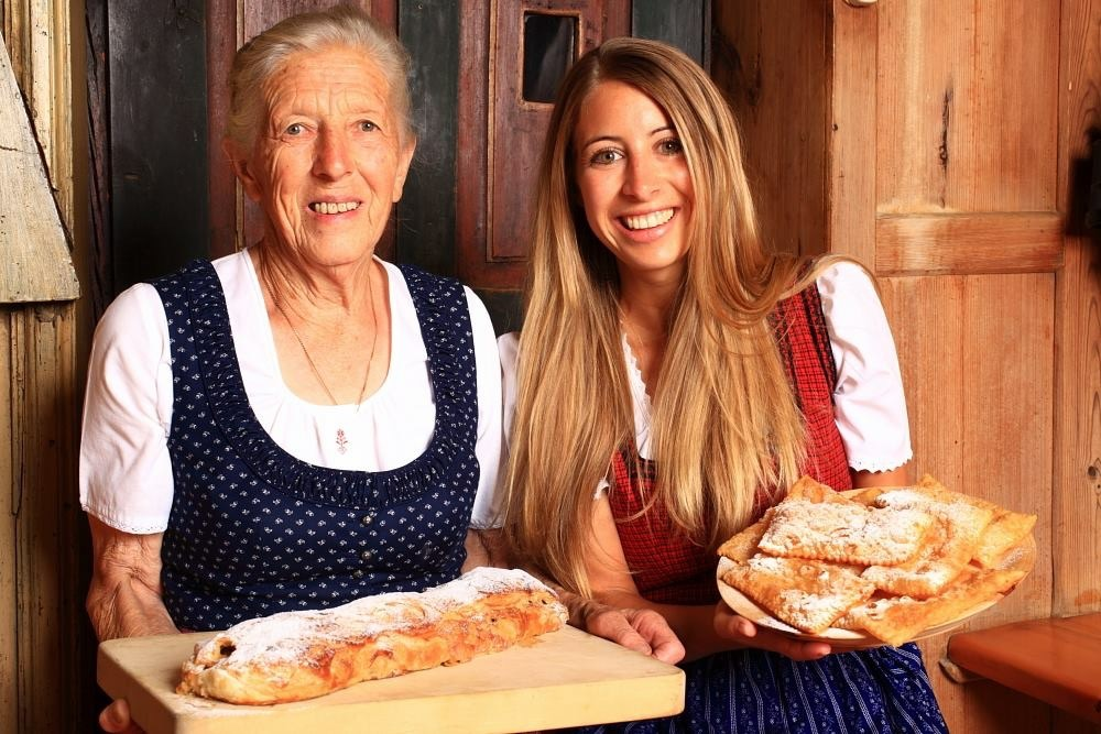 Kochen mit der Oma
