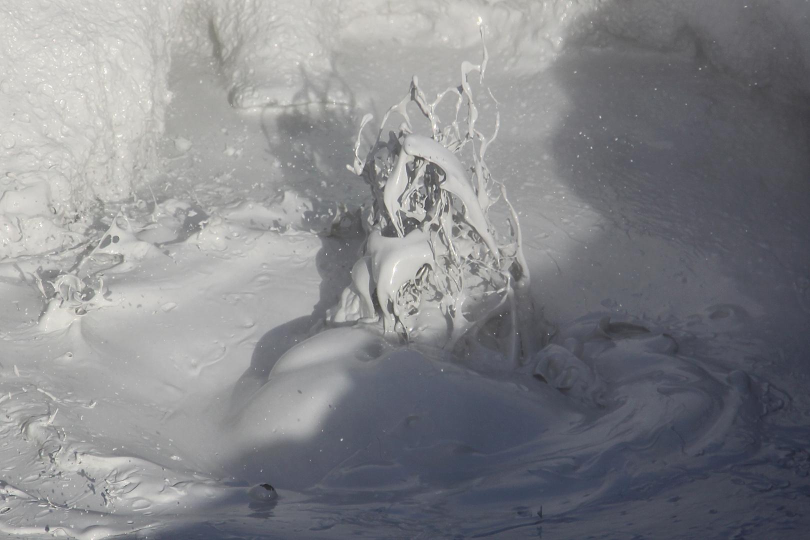 Kochender Schlammtopf im Namafjell 1
