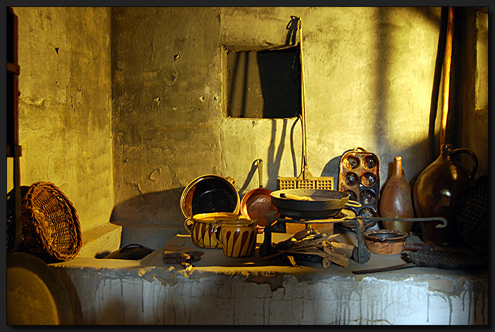 ...Kochshow im Mittelalter...
