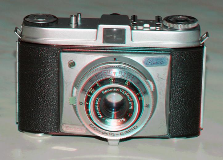 Kodak Retinette 3D