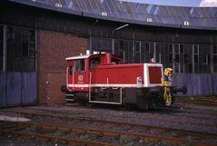Köf III - 335 093-1 im BW Krefeld 1998