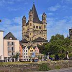 KÖLN   - Altstadt  im Martinswinkel -