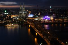 Köln am Abend #2
