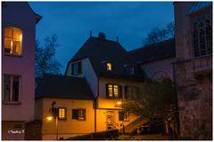 Köln am Abend - in der Altstadt