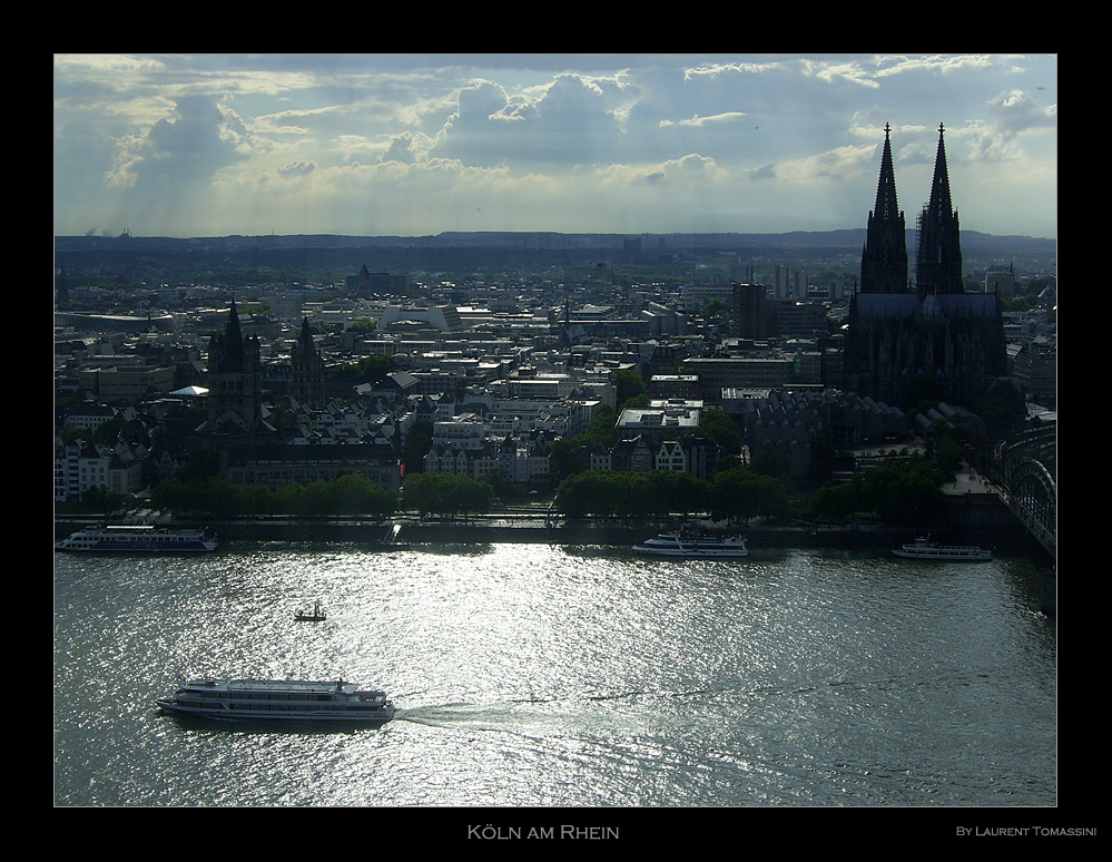 Köln am Rhein - 2