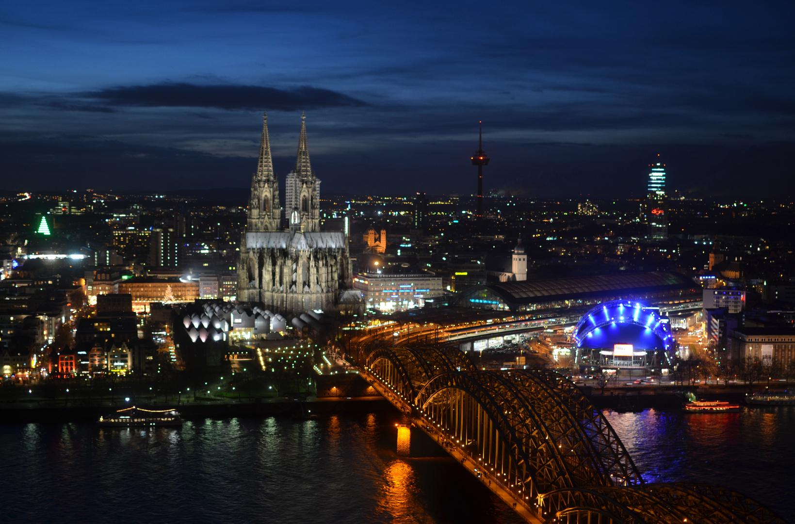 Köln Nacht