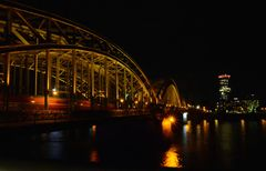 Köln bei Nacht 1