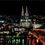 Köln bei Nacht # 2