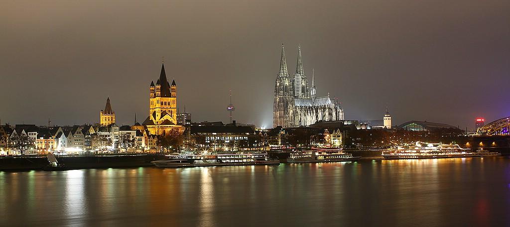 Köln bei Nacht 2