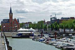 Köln - Bootshafen am Schokoladenmuseum