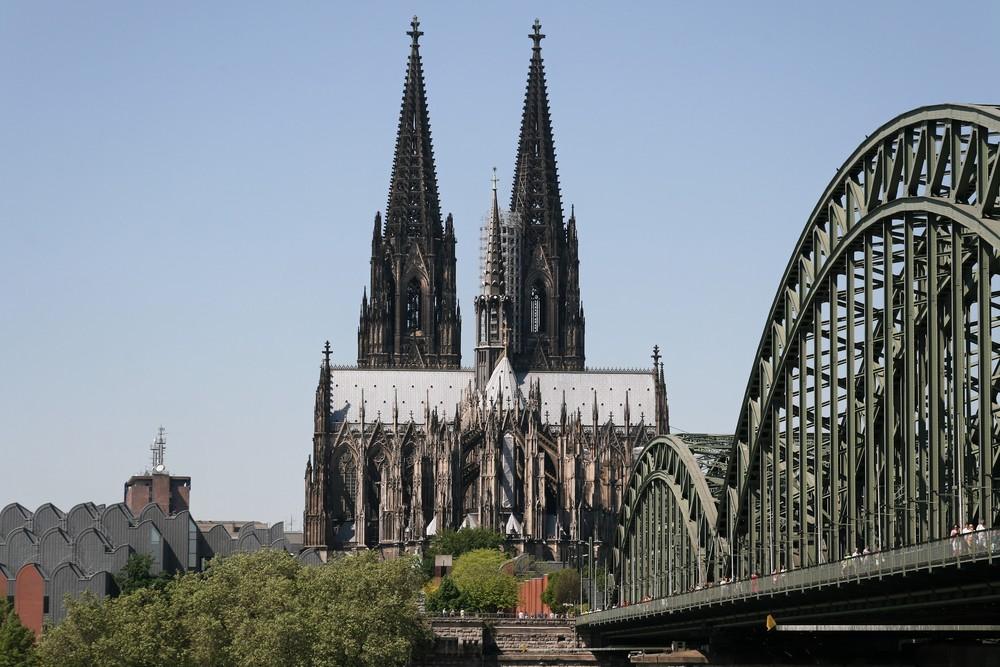 Köln - Das darf ja nicht fehlen
