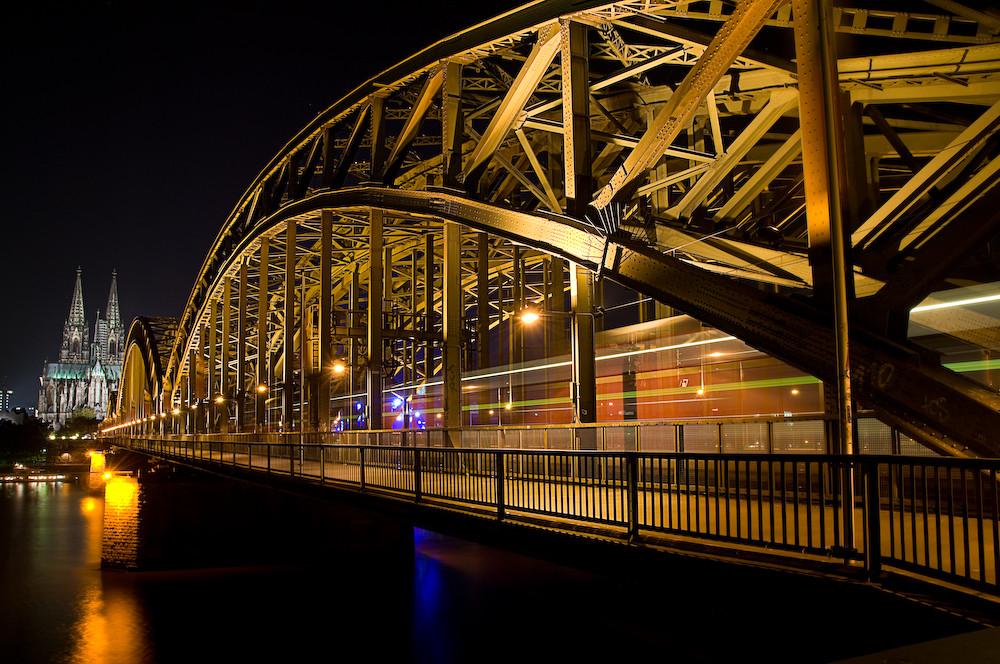 Köln Brücke