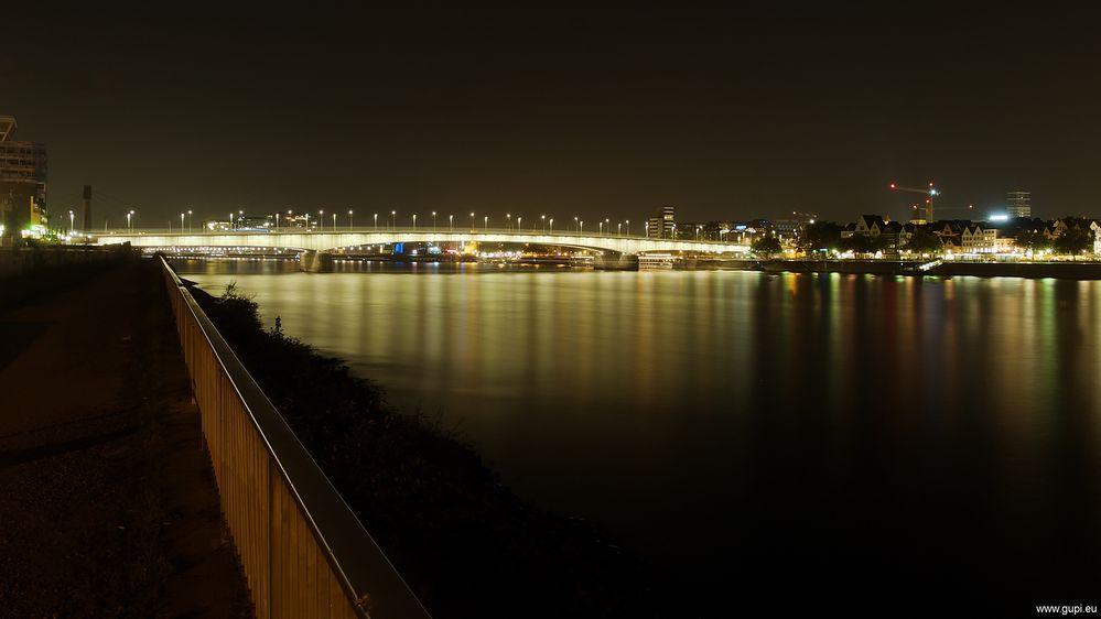 Köln - Deutzer Brücke