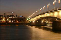 Köln / Deutzer Brücke