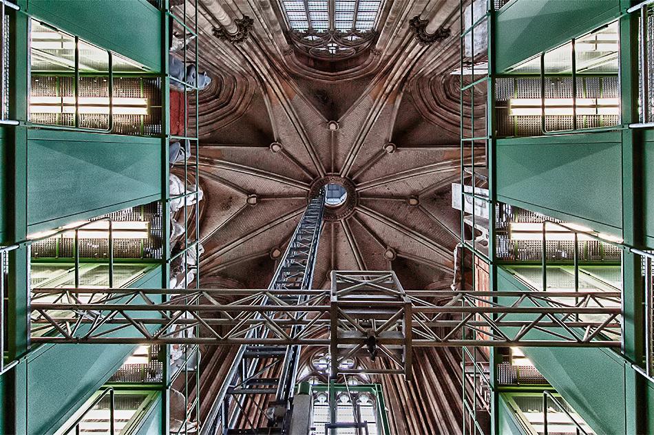 Koln Dom Im Dach Foto Bild Deutschland Europe Nordrhein